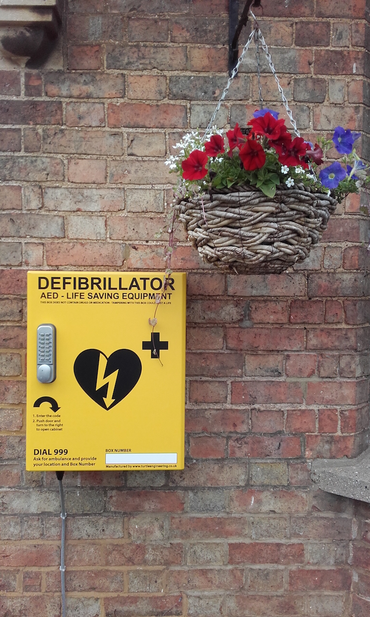 The Village Defibrillator