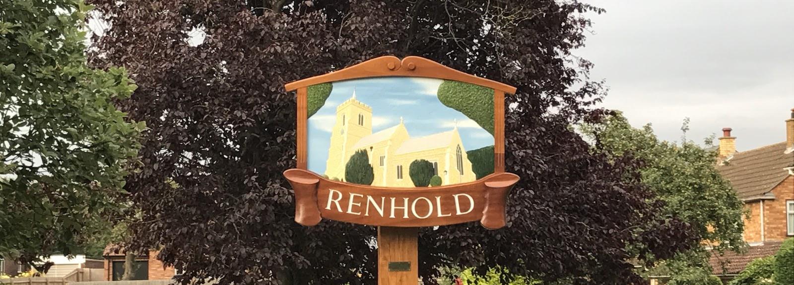 Renhold Village Website - All Saints Church